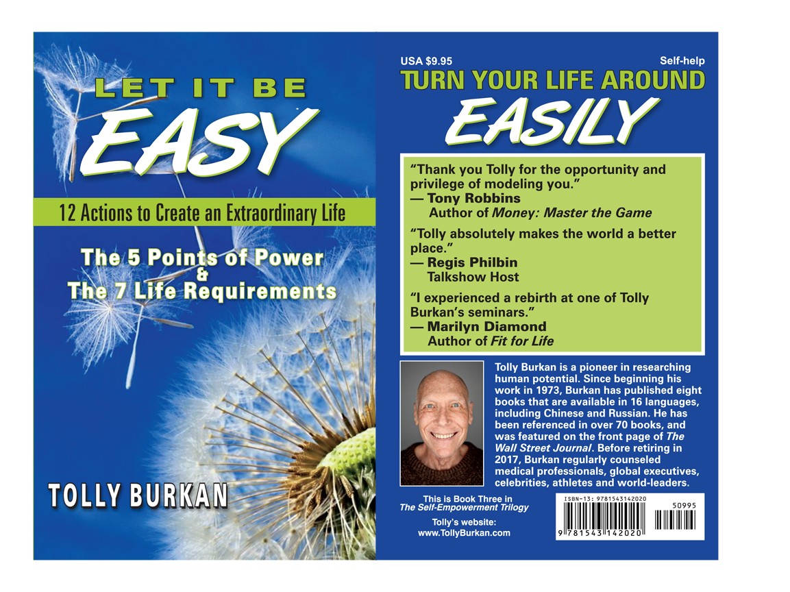 Self-empowerment book, Let it Be Easy